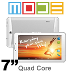 "MODE DAILY WAY TABLET ANDROID? 4.4 PC 7"" QUAD CORE 1,3Ghz GPS 3G"