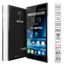 MODE LIFE METRO SMARTPHONE ANDROID? 4.4 DUAL SIM OCTA CORE 1,7Gh