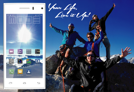 MODE LIFE UP SMARTPHONE ANDROID? 4.4 - DUAL SIM - QUAD CORE - 51